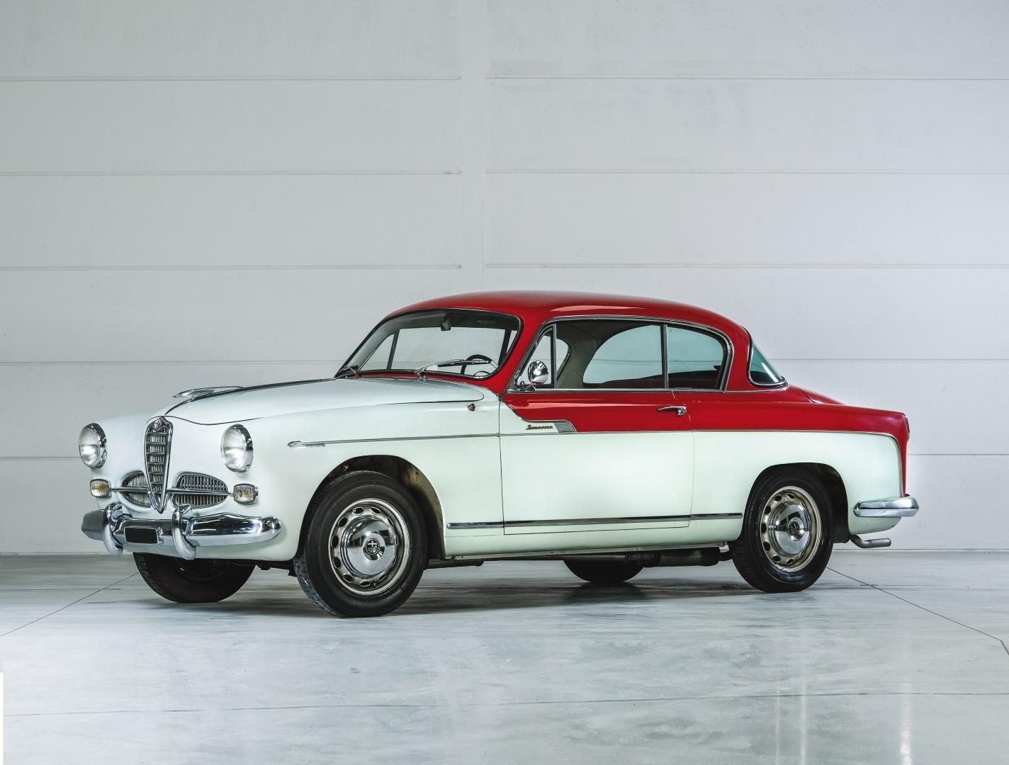 Alfa Romeo – 1900 Primavera