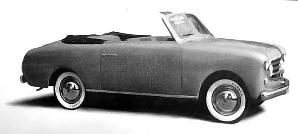 Fiat – 1100 TV Trasformabile Canta
