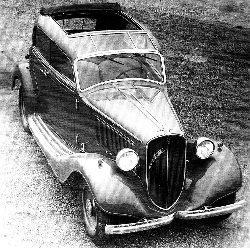 Fiat – 518 Ardita Berlina Panoramica