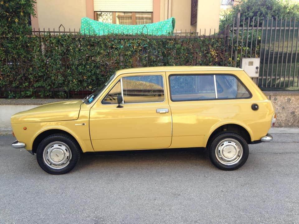 Fiat – 127 Familiare Comfort