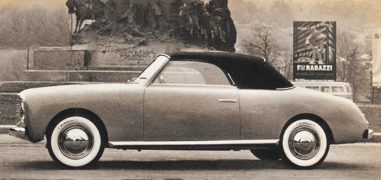 Fiat – 1900 Cabriolet Canta