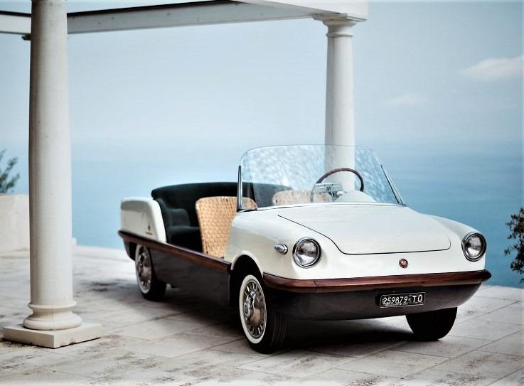 Fiat – 500 Spiaggina Boano