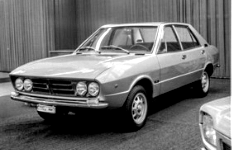 Fiat – 128 Star