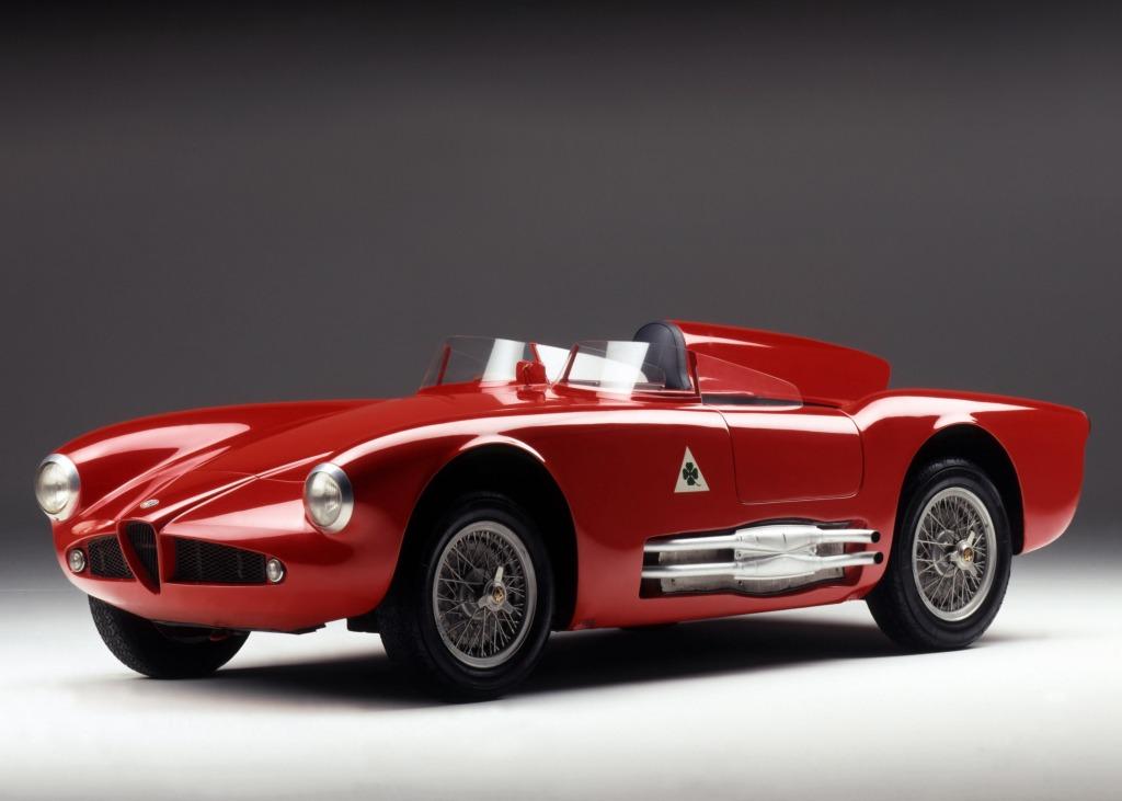 Alfa Romeo – 750 Competizione