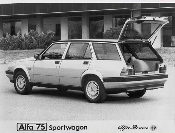 Alfa Romeo – 75 Sportwagon