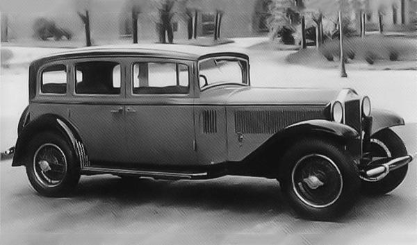 Lancia – Astura Touring