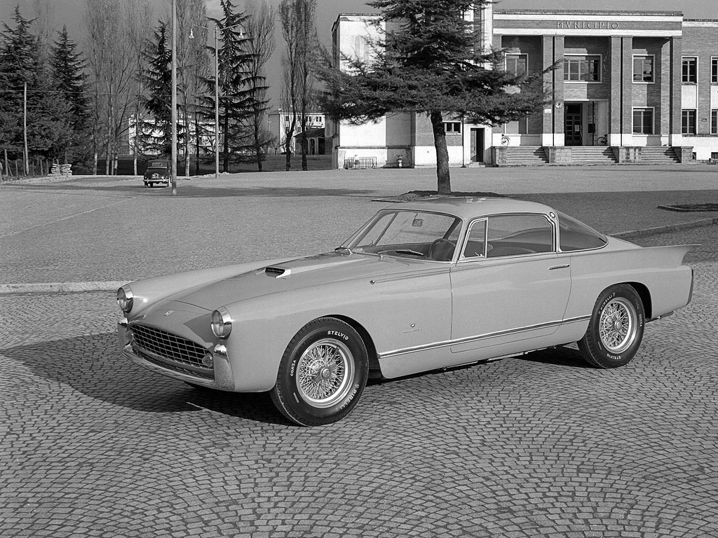 Ferrari – 410 Superamerica Coupé