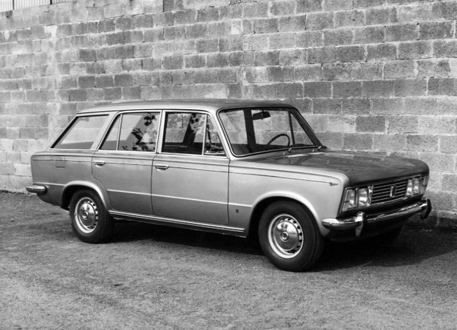 Fiat – 125 Station Wagon OSI