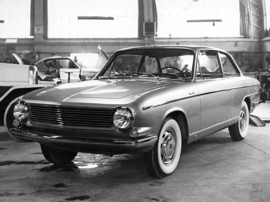 Fiat – 2300 Coupé Tigullio
