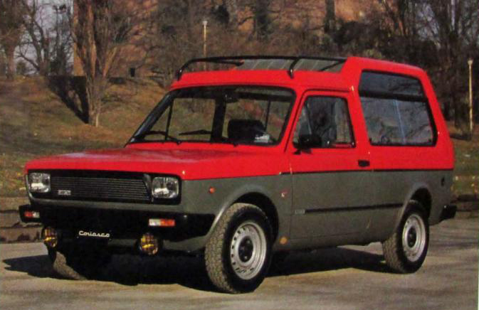 Fiat – 127 Farm