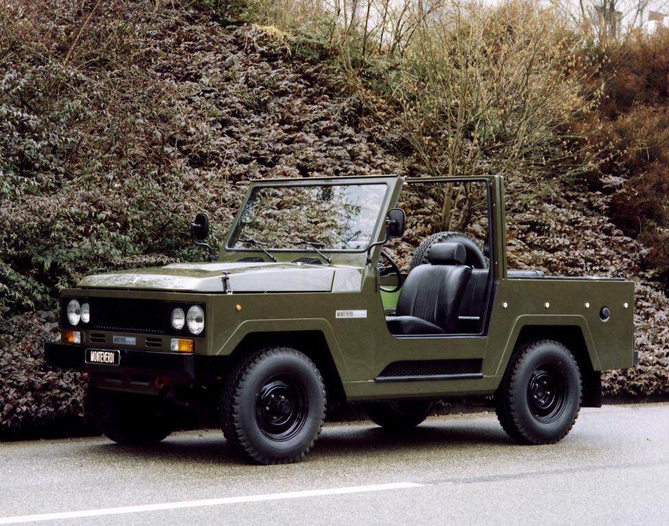 Monteverdi – Military 230-M
