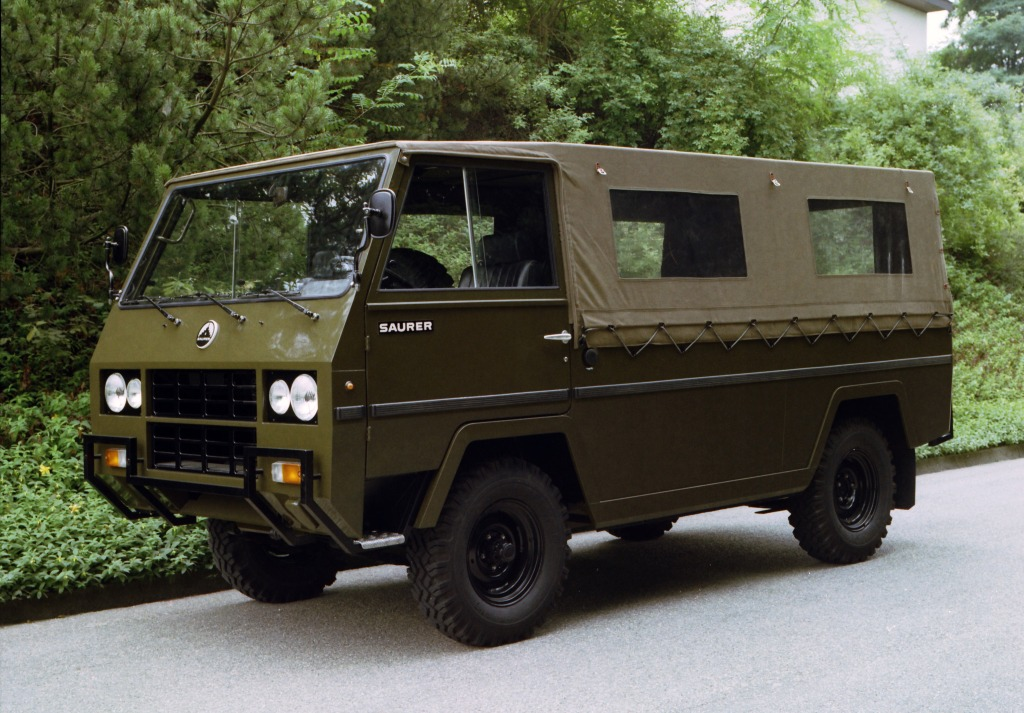 Monteverdi – Military 260-F