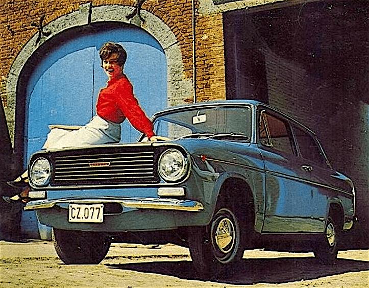 Ford – Anglia Torino