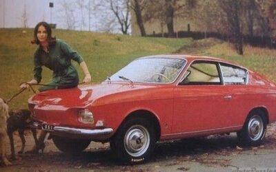 Fiat – 850 Coupé OSI