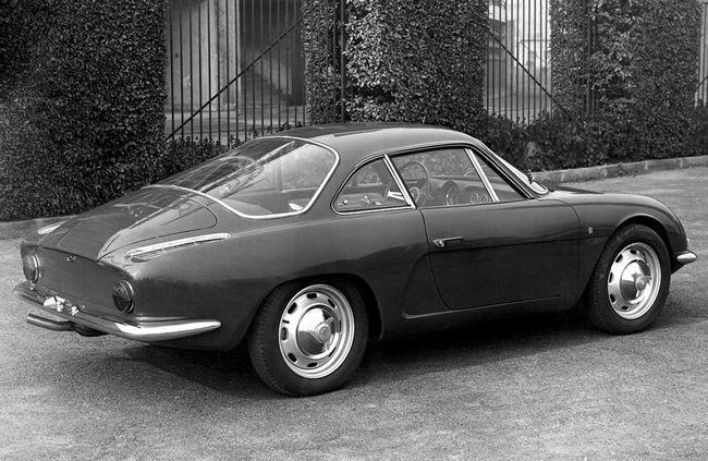 Alpine – A 1100