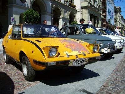 Fiat – Ragno