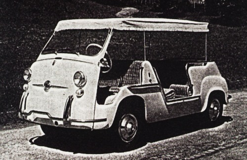Fiat – 600 Multipla Jolly