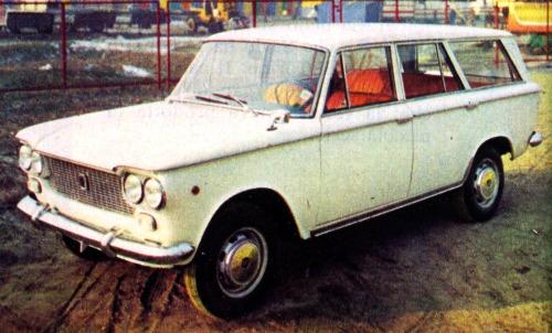 Fiat – 1500 Giardinetta Viotti