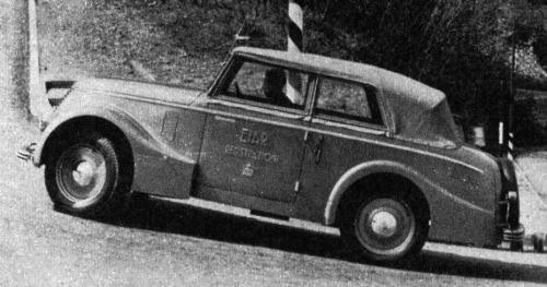Fiat – 508 C/1100 Coloniale E.I.A.R.