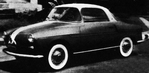 Giannini – 600 Coupé
