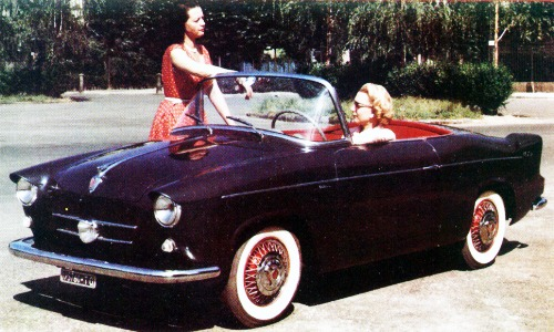 Fiat – 600 Spider Motto