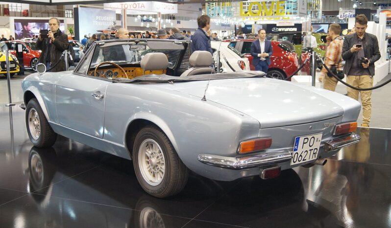 Fiat – 124 Sport Spider full