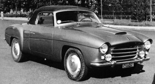 Fiat – 1100 Cabriolet Motto