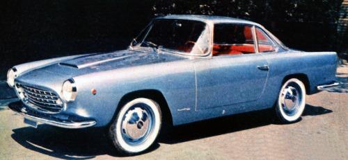 Fiat – 1500 S Coupé Viotti
