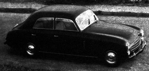 Fiat – 1500 Berlina Viotti