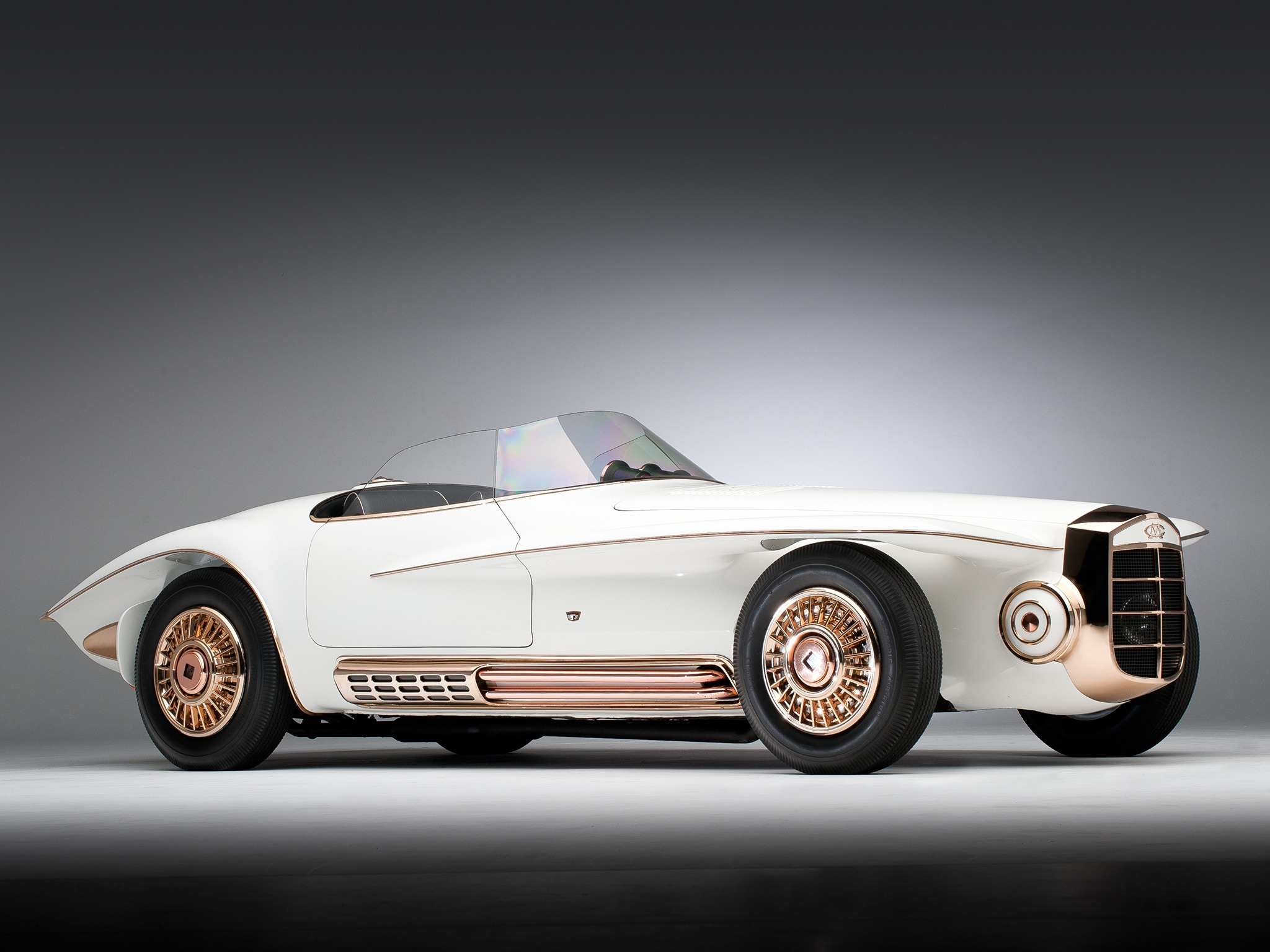 Mercer-Cobra – Roadster