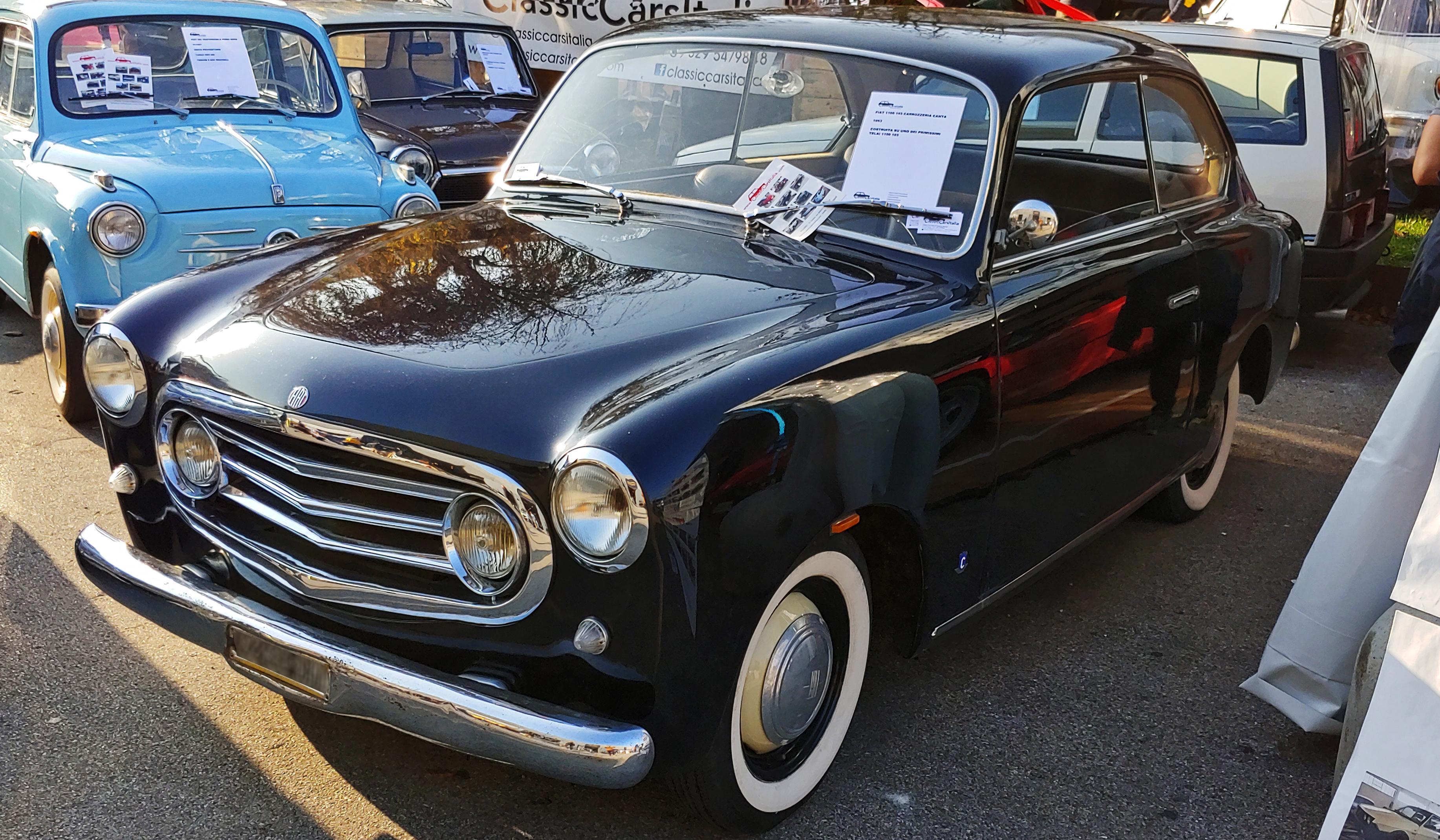 Fiat – 1100/103 Canta