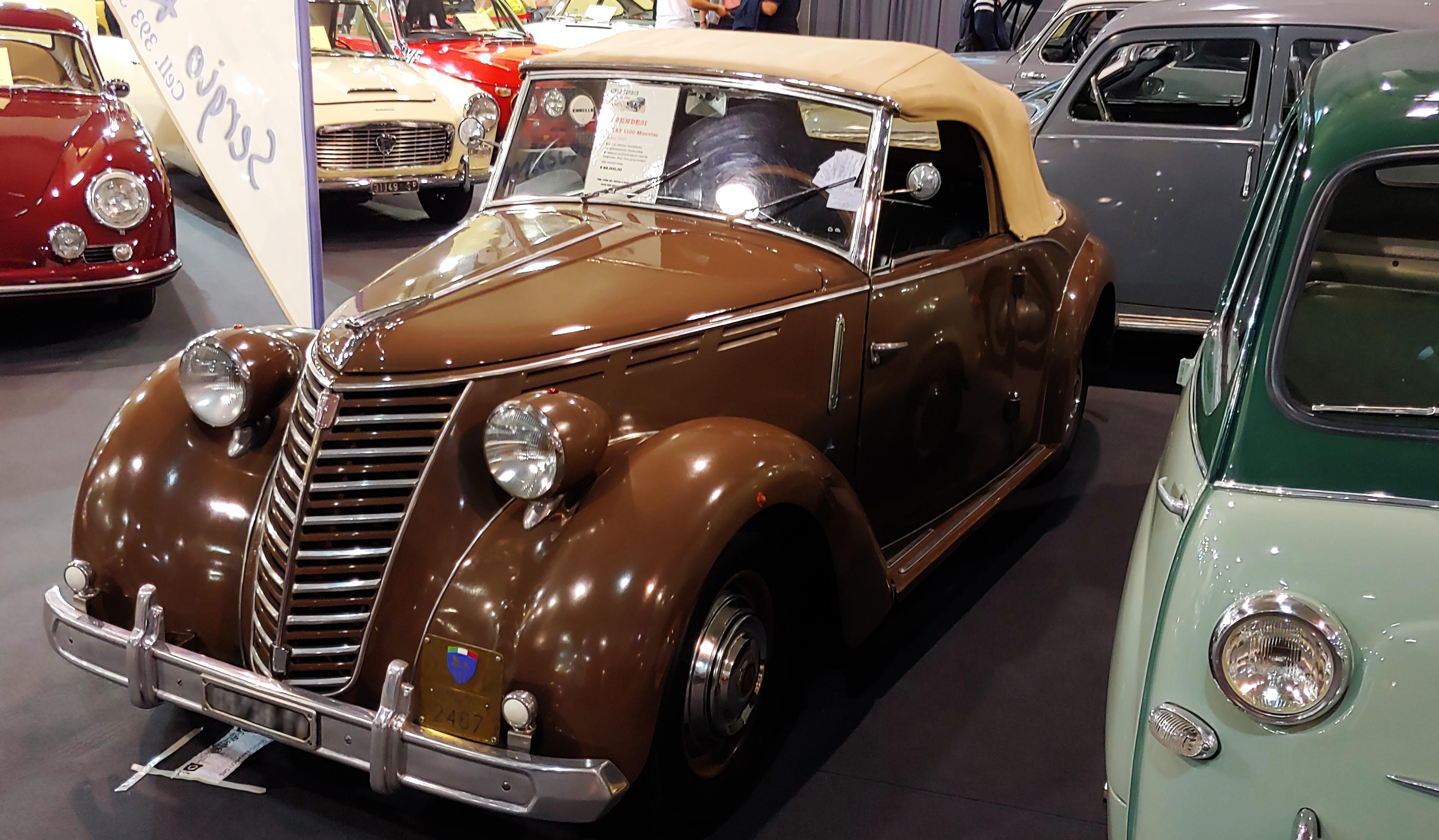Fiat – 1100 Stella Filante