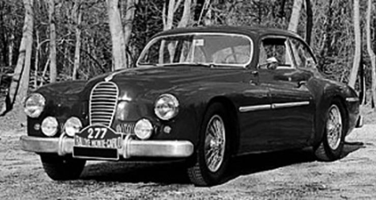 Delahaye – 175 Sport Coupé