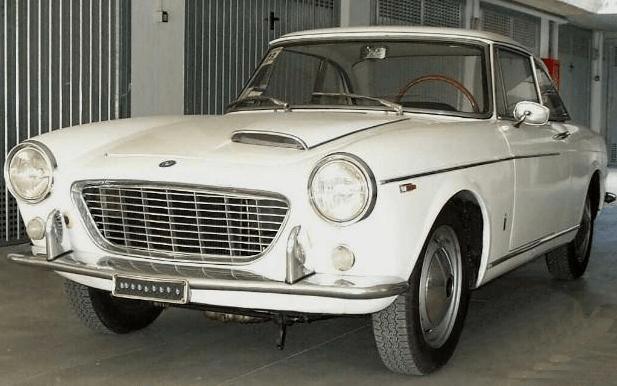 Fiat – 1600 S Coupé Pininfarina
