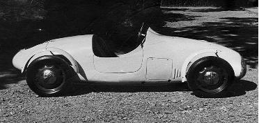 Fiat – Topolino Barchetta