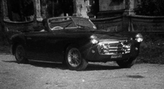 Fiat – 1100 TV Spider Campana