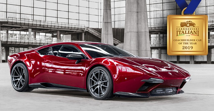 Coachbuilder Car of the Year: Ares Design Panther