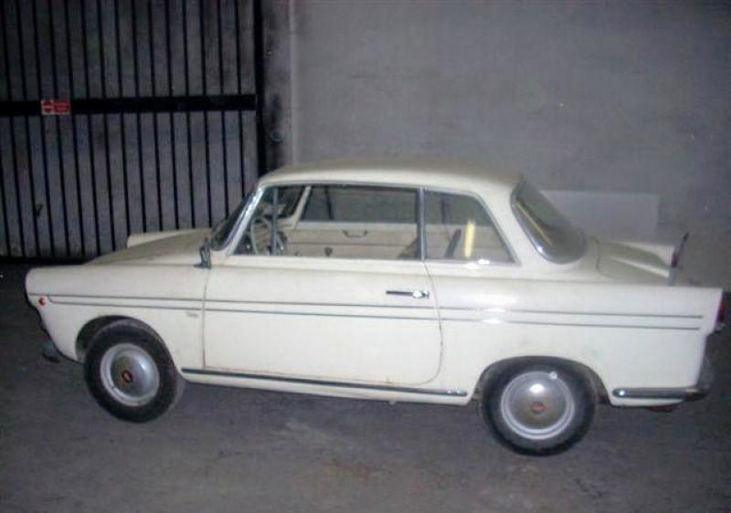 Fiat – 750 Granluce