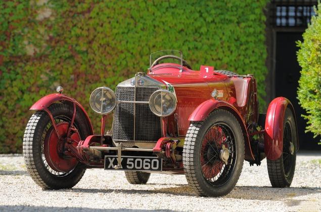 Alfa Romeo – RL Targa Florio