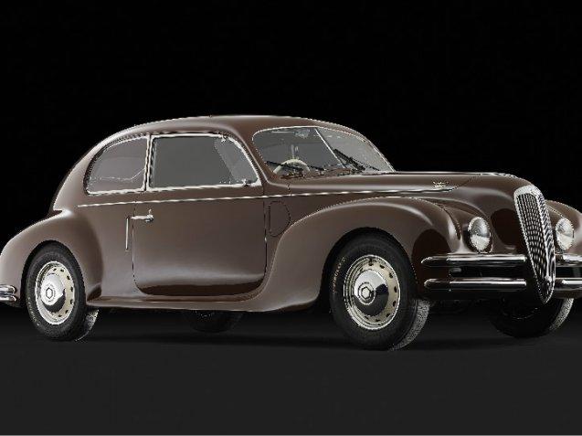 Lancia – Aprilia Touring