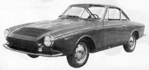 Fiat – 1600 S Coupé Savio
