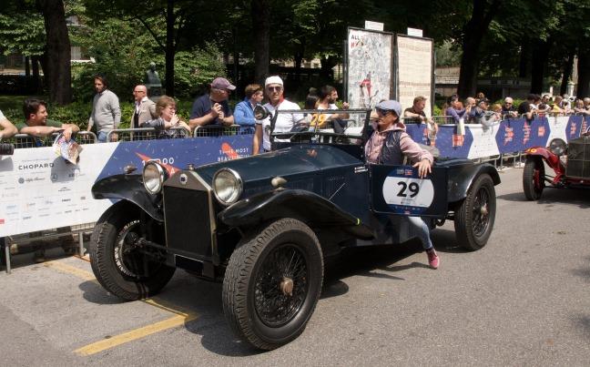 Lancia – Lambda Spider (VII Serie)