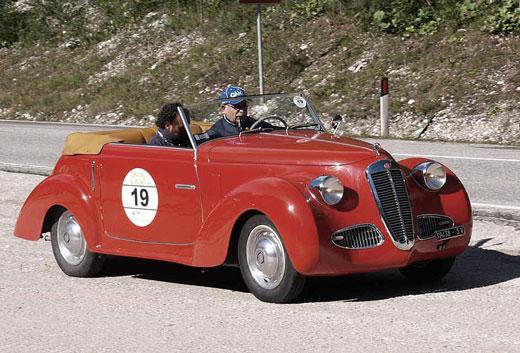 Fiat – 1100 B Stella Alpina