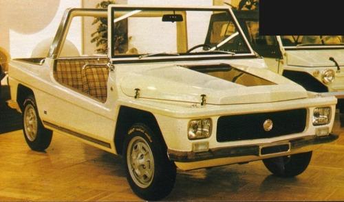 Fiat – Albarella 127