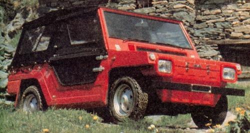 Fiat – 126 Jungla