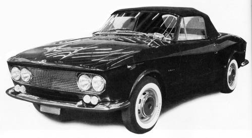 Fiat – 1500 Spider Savio