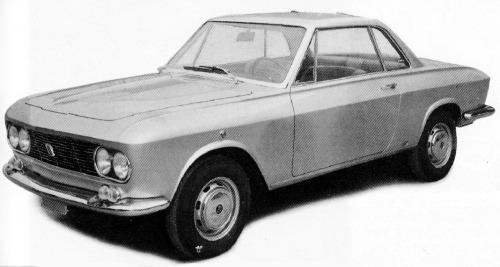 Fiat – 1500 Coupé Savio