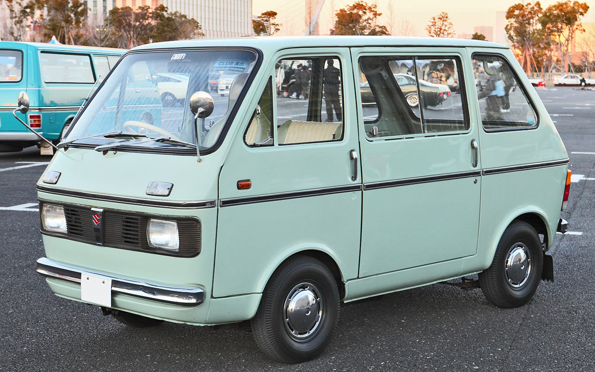 Suzuki – Carry L40V