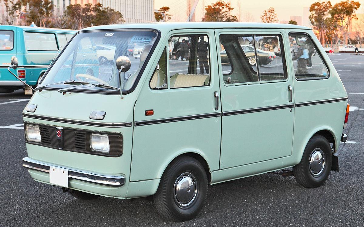 Suzuki – Carry L40V
