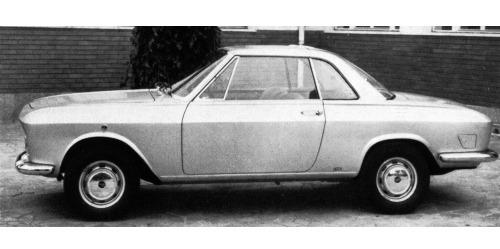 Fiat – 1300 Coupé Savio